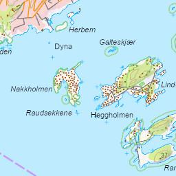 kyststien nesodden kart Skiforeningen: Nesoddtangen   Hellviktangen [Kyststien] kyststien nesodden kart