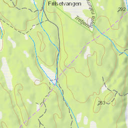 nes skianlegg kart Skiforeningen: Nes skianlegg   Vika nes skianlegg kart