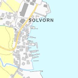 Lustrabåtane The Urnes Ferry - Urnes norway map