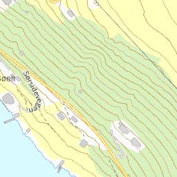 Urnes Farm And Deer Farm - Urnes norway map