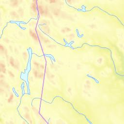 Print maps – St. Olav Ways on